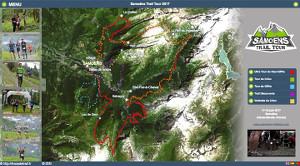 Capture du site Samoëns Trail Tour 2019