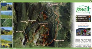 Capture du site Trail Faverges-Seythenex 2019