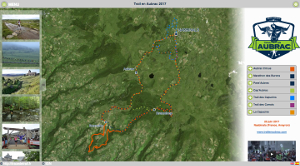 Capture du site Trail en Aubrac 2019