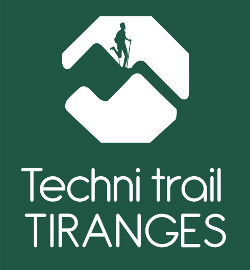 Capture du site Techni'Trail de Tiranges 2020